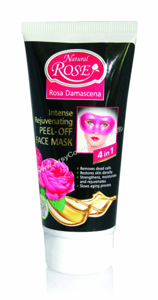 МАСКА ЗА ЛИЦЕ 4&1 ROSE&BIO ARGAN OIL PEEL OFF